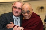 Richard Moore and the Dalai Lama